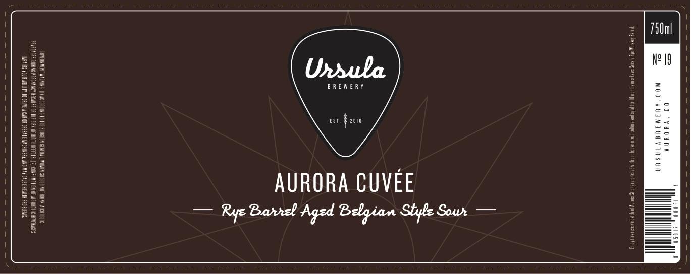 Aurora Cuvee | Ursula Brewery | Aurora Colorado Brewery
