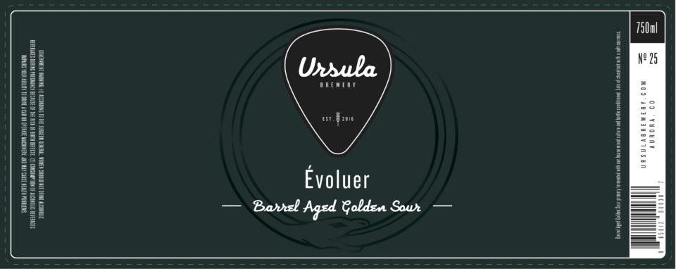 Evoluer | Ursula Brewery | Aurora Colorado Brewery