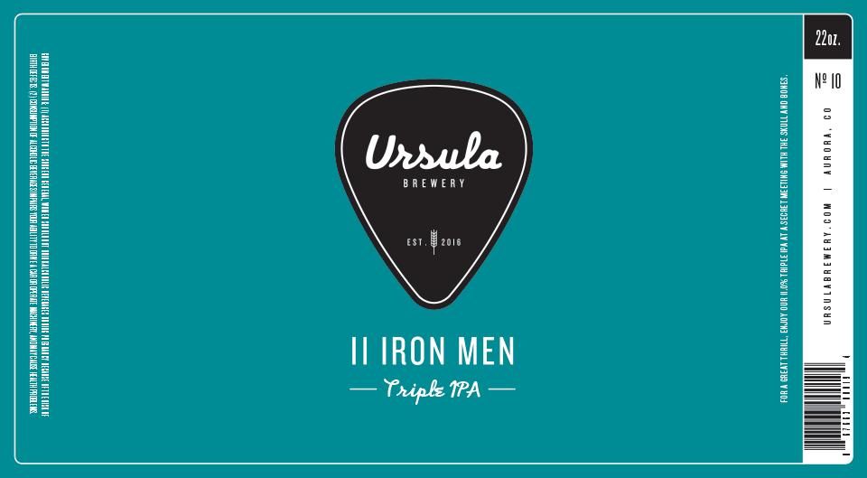 Ursula Brewery - 11 Ironmen